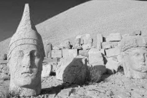 mesopotamia ruins